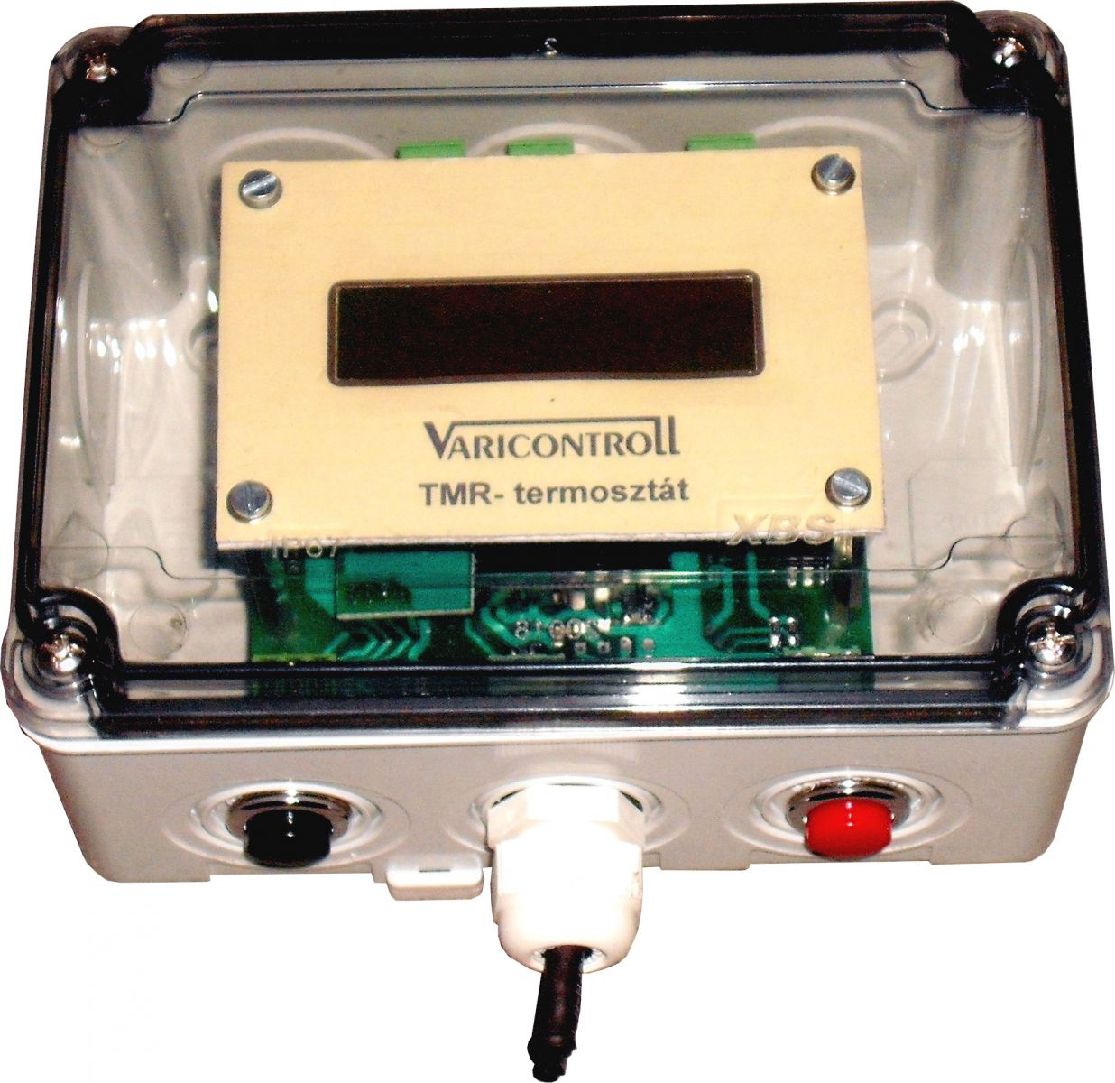 TMR - termosztát